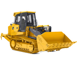 Picture of a Crawler Loader
