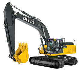 Picture of an Excavator