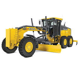 Picture of a Motor Grader