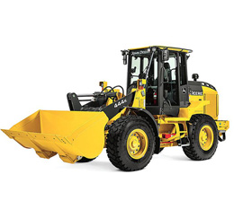 Picture of a Wheel Loader