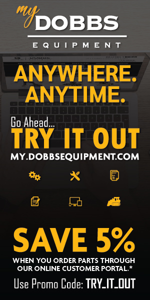 MyDobbs Equipment - Anywhere. Anytime. Go ahead...Try it out.